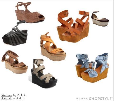 Spring 2011 Fashion Trend: Flatforms