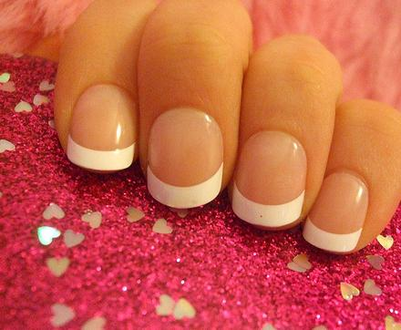 Are French manicures out of style?