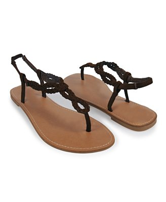 forever 21 braided sandals under 50 dollars Five summer sandals under $50