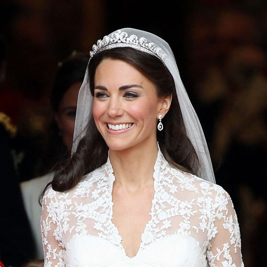 Three bridal trends from the Royal Wedding