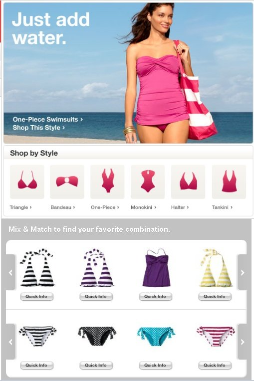 target swimsuit shopping Top 7 Arizona Swimwear Stores