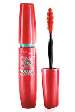 maybelline mascara volum express one by one Top 5 drugstore beauty buys