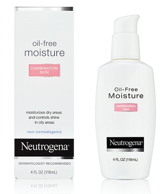 netrogena oil free moisturizer Top 5 drugstore beauty buys