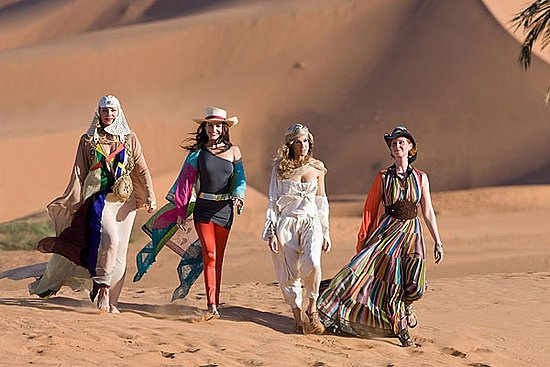 10 Fashion Lessons Learned From Living in the Desert