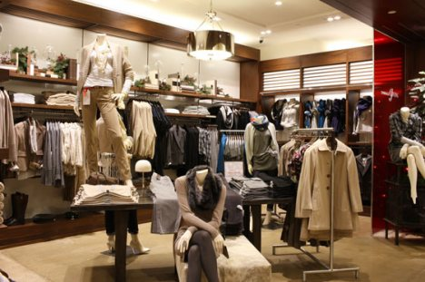 Banana Republic Concept Store Scottsdale Fashion Square