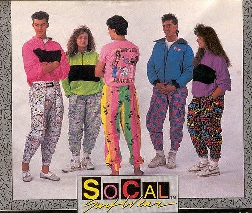 Buy 80′s Clothes – Men and Women 80′s Fashion