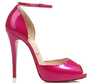 Christian Louboutin Barbie shoes