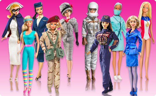 Barbie careers