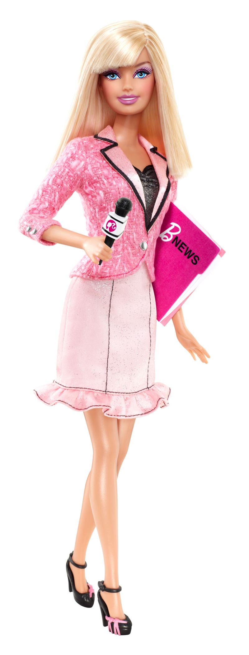 Things barbie taught me about style