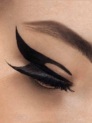 dior stick on eyeliner Beauty Buzz: Stick on makeup