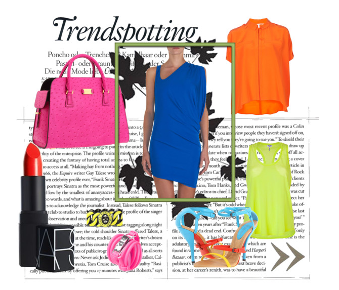 Spring 2012 Fashion Trend: Neon