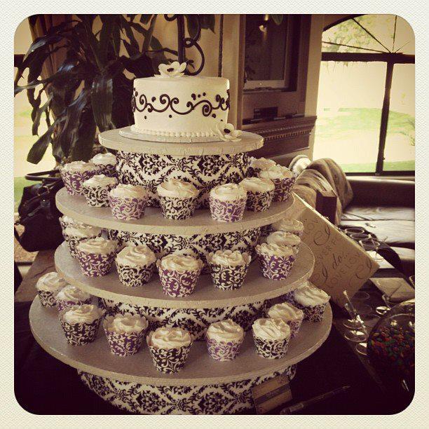 Wedding Wednesday: Sandra's Bridal Shower