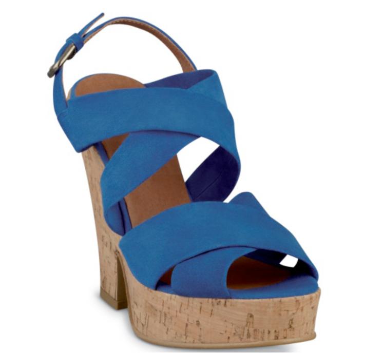 spring shoe trend chunky heel