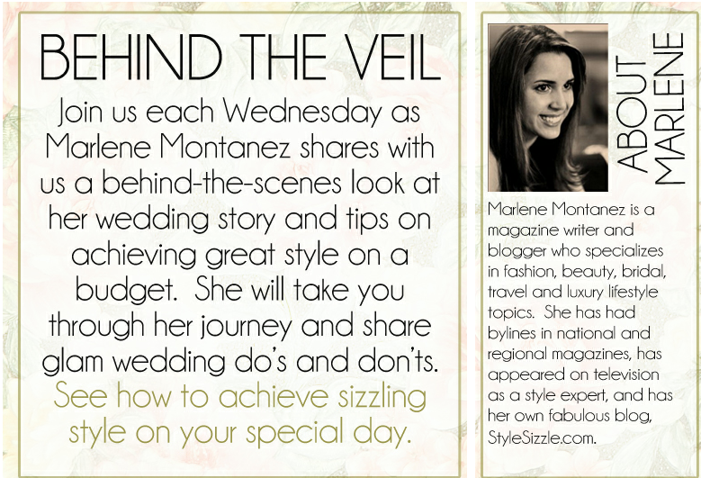 Behind the Veil: Down the Aisle in Desert Style!