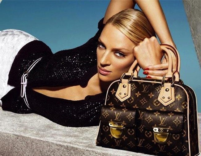 louis vuitton uma thurman Weekend Things