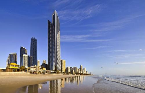{Jetset} Gold Coast Australia, Day 1