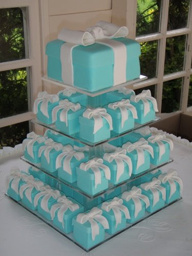 {Wedding Wednesday} Tiffany-Inspired Bridal Shower