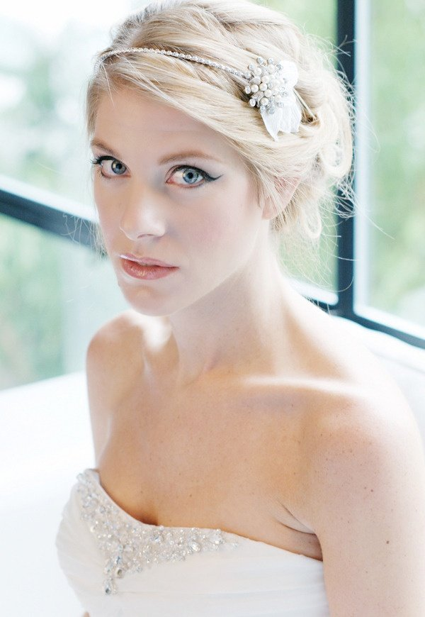 How To Do Wedding Hair And Makeup : {Wedding Wednesday} 5 Hair and Makeup Trial Secrets