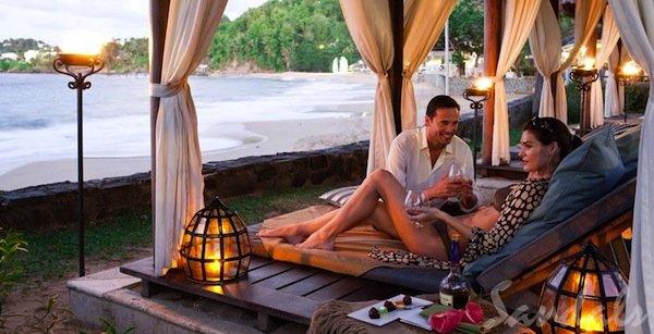 st. lucia sandals la toc honeymoon