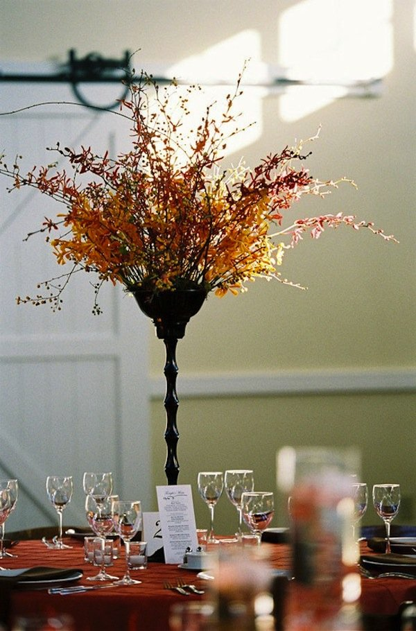 Fall Centerpiece Ideas Casual Cottage