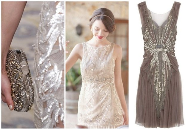 New Years Eve Wedding Dresses