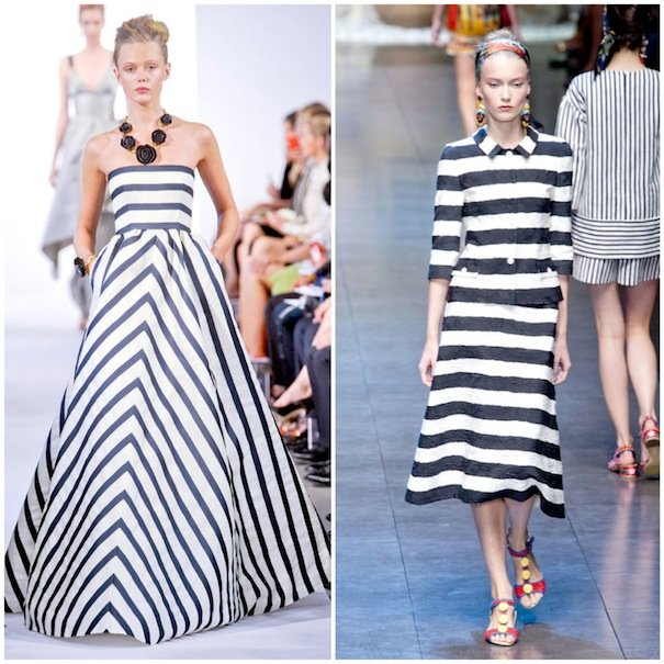 spring 2013 fashion trends stripes Embrace Spring Fashion Trends Without Spending a Dime