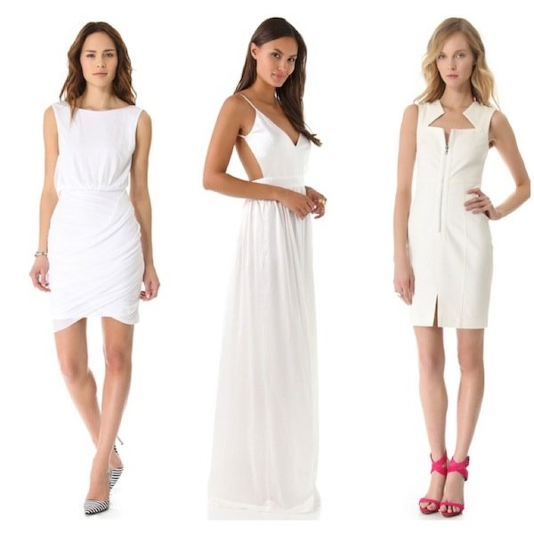 spring 2013 fashion trends white