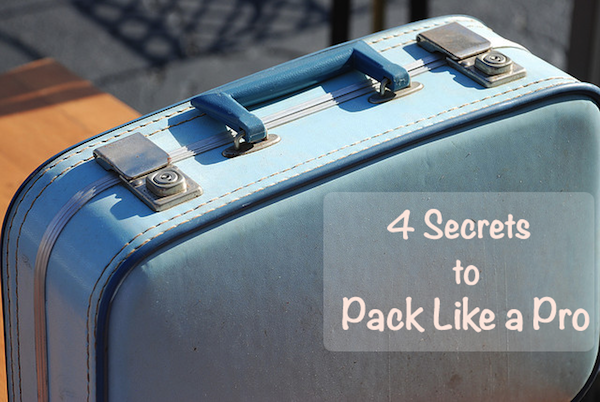 how to pack like a pro2 4 Secrets to Packing Like a Pro