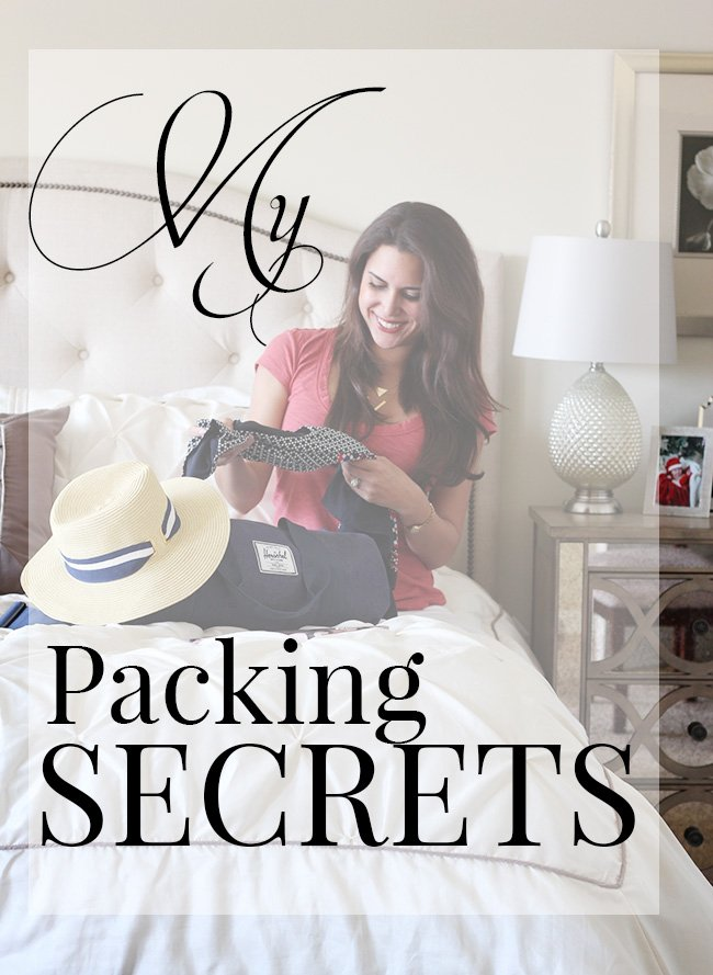 my packing secrets
