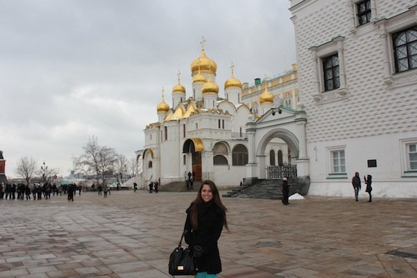 moscow kremlin travel guide