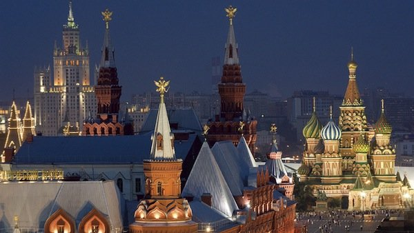 ritz carlton moscow red square