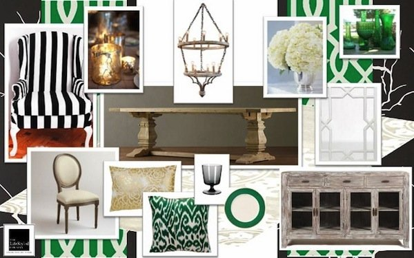 House Renovations: Designing a Dining Room