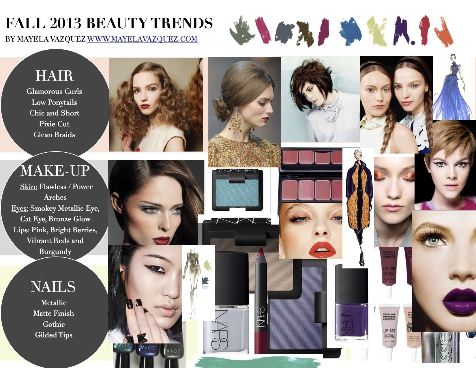 Fall 2013 Beauty Picks from Mayela Vazquez