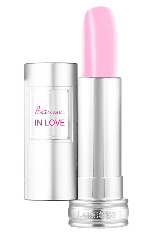 lancome baume in love sheer tinted lip balm Get the Look: Jason Wu Spring 2014 Fashion Show