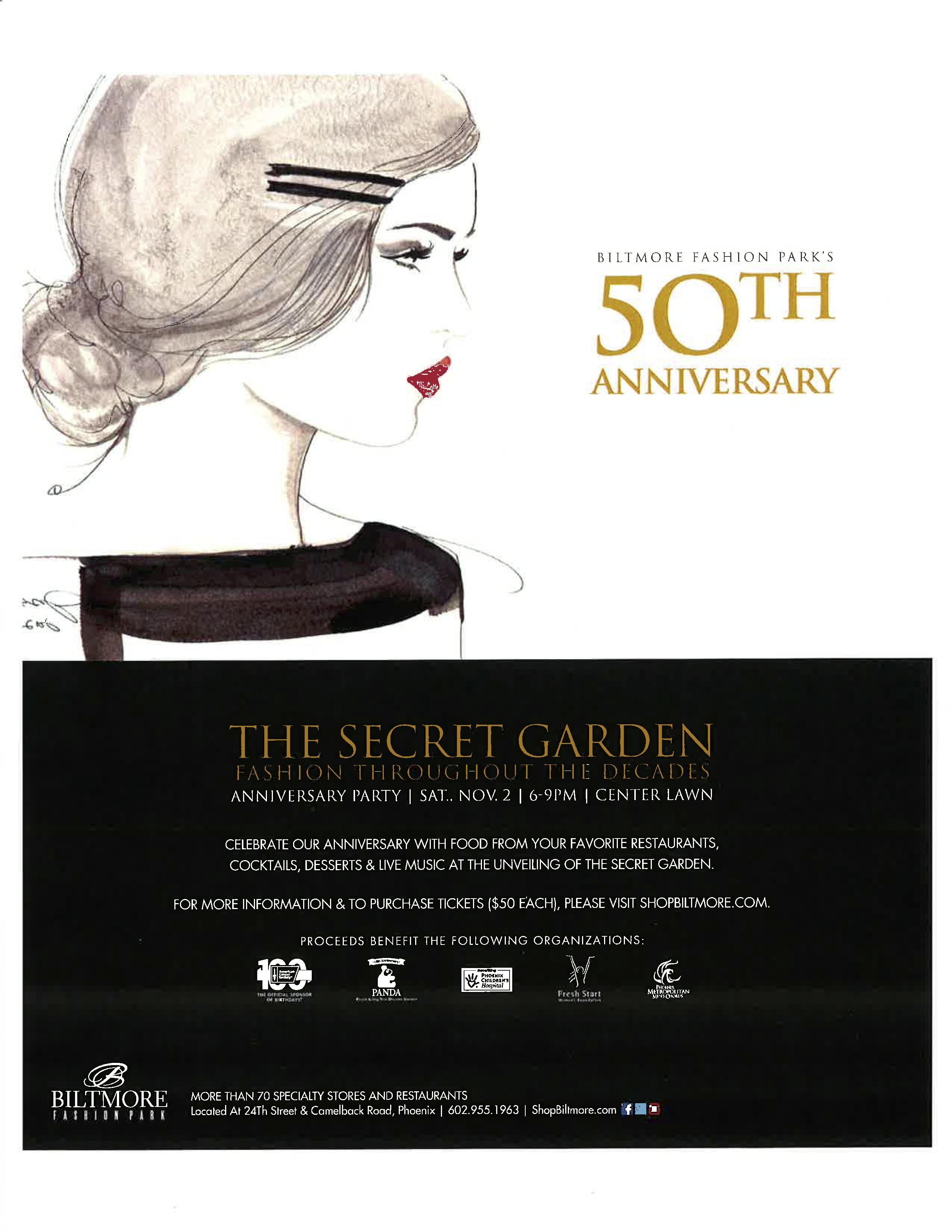 Biltmore Fashion Park Turns 50