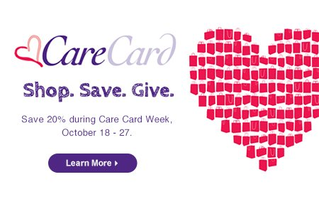 It's Care Card Time!