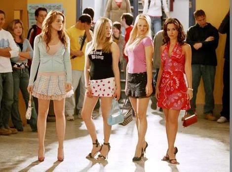 mean girls fashion