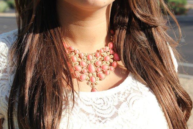 summer statement necklace
