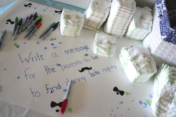 couples baby shower game ideas