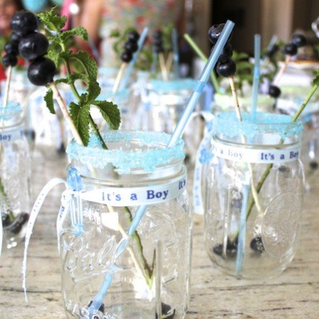 baby shower cocktails