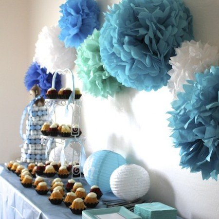 baby boy shower ideas
