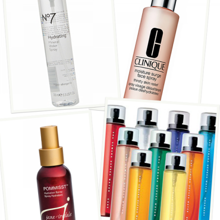best facial hydrating mists