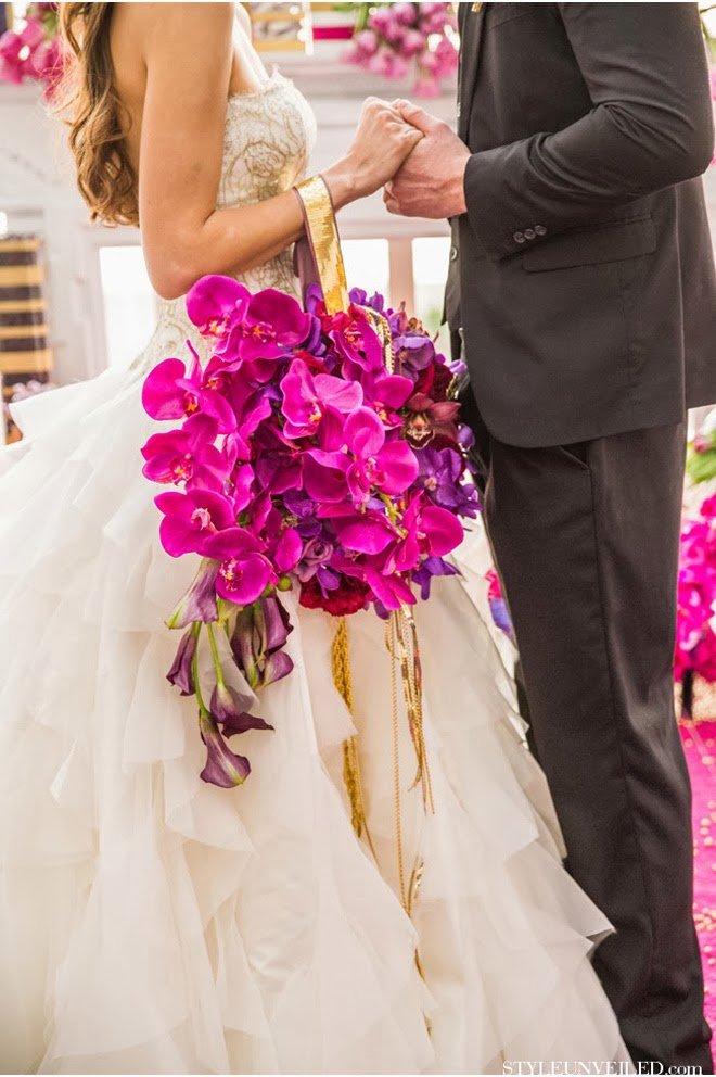 unique bridal bouquets