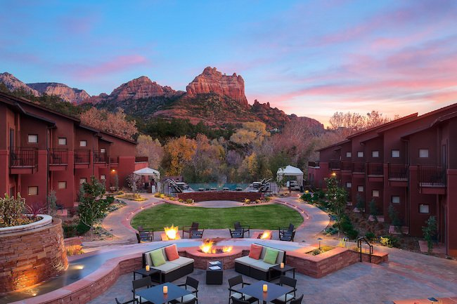 {Jetset} A Stay at Amara Resort & Spa in Sedona