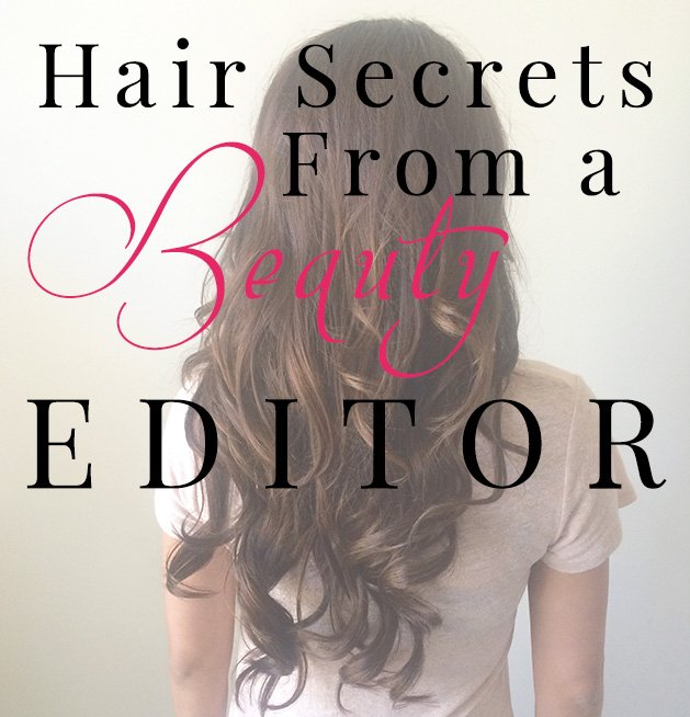 Hair Secrets From a Beauty Editor