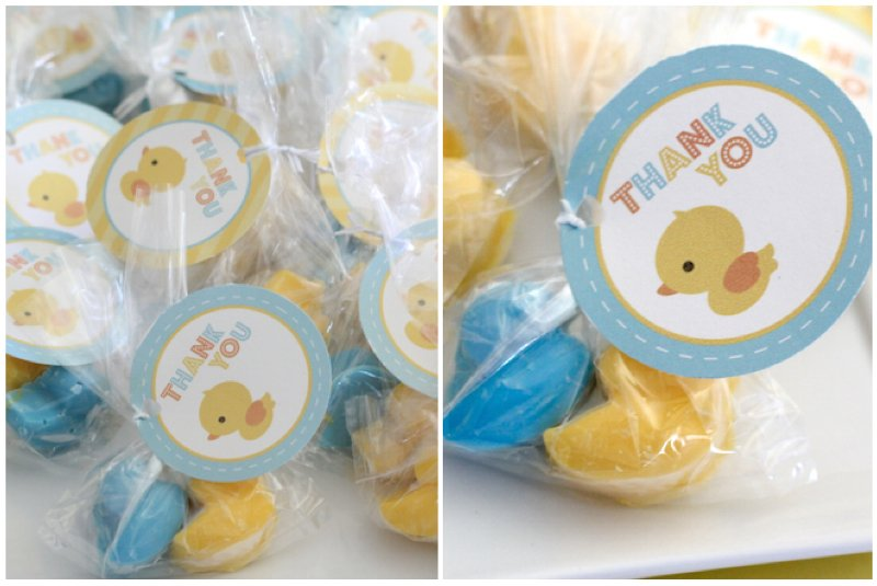 rubber duck candy
