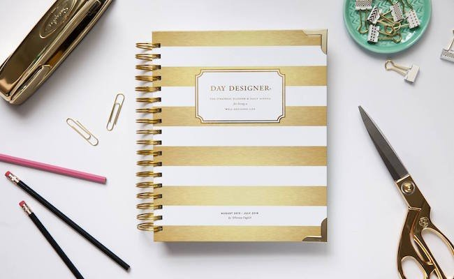 Planner Battle: Whitney English Day Designer vs. Erin Condren Life Planner