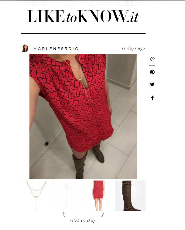 {Shop My Instagram} How to Use LikeToKnow.it