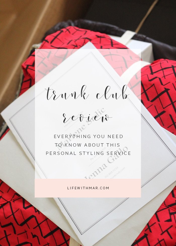 trunk club for women review, all about this free personal styling service and how to use it best! Click to read more.