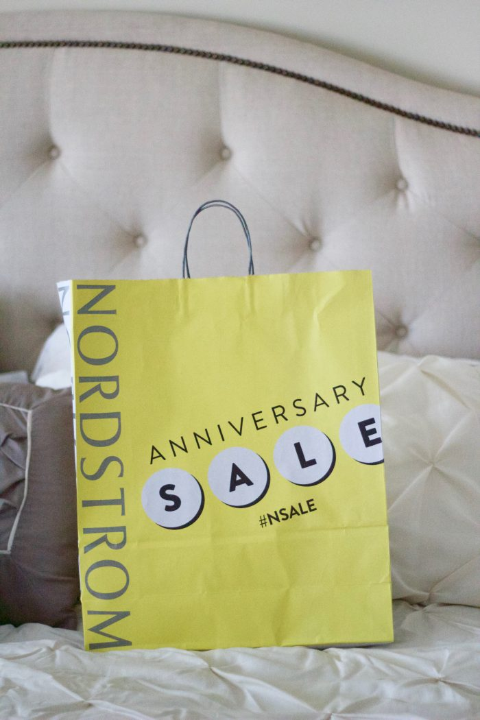 nordstrom anniversary sale 2017 preview, prep and shopping tips. Click to read all of the tips in the post!